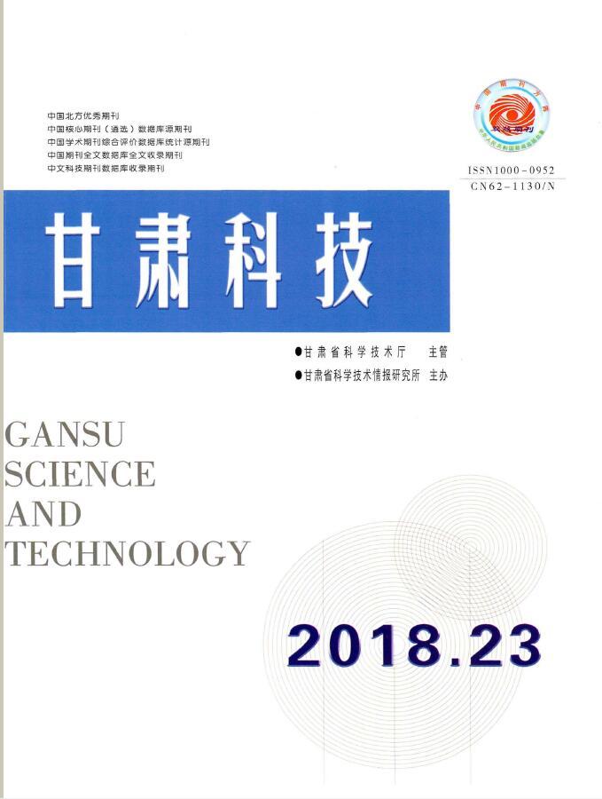 甘肃科技杂志邮购