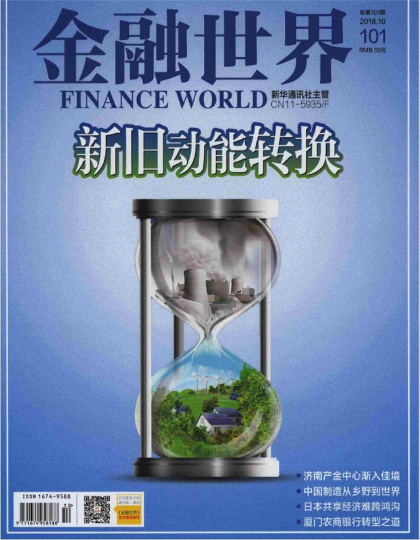 金融世界杂志邮购