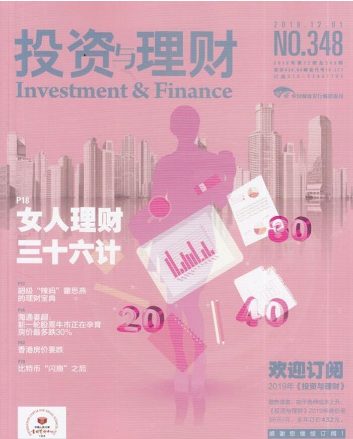 投资与理财杂志购买