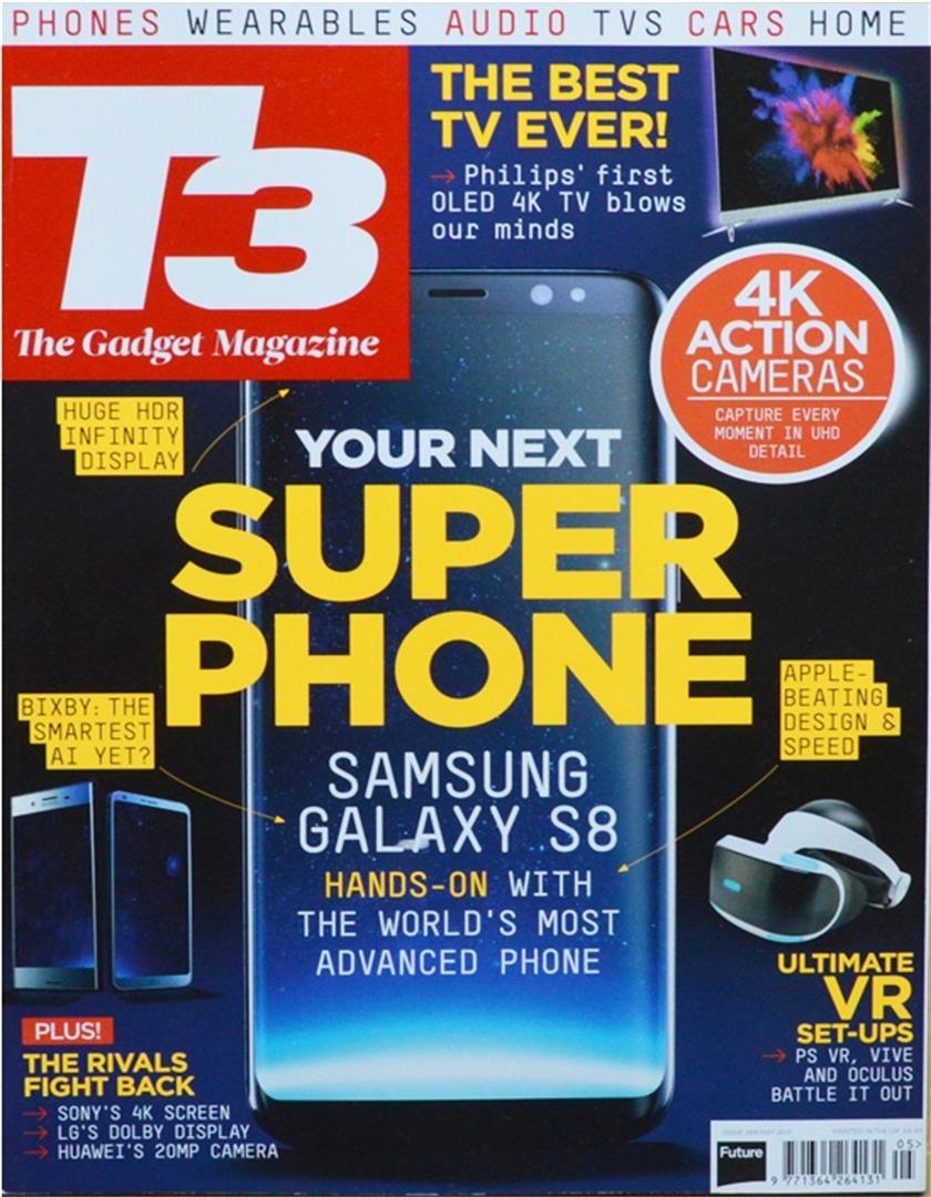 T3未来技术杂志最新一期订阅