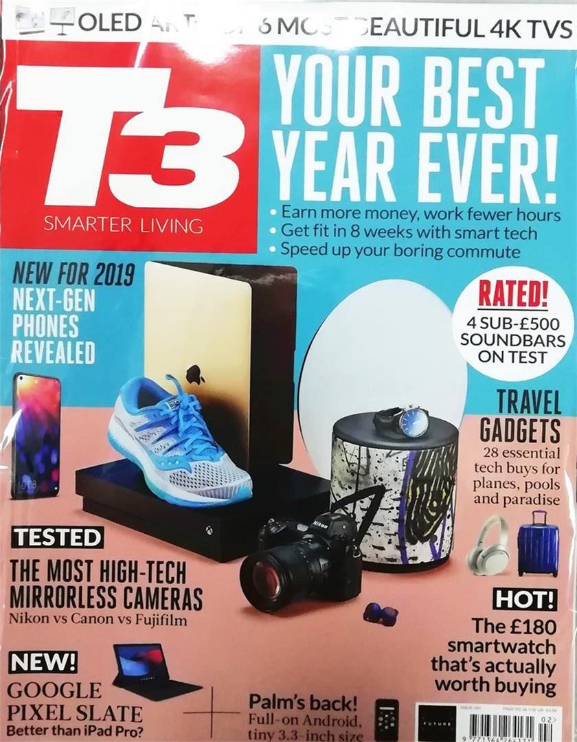 T3未来技术杂志订购
