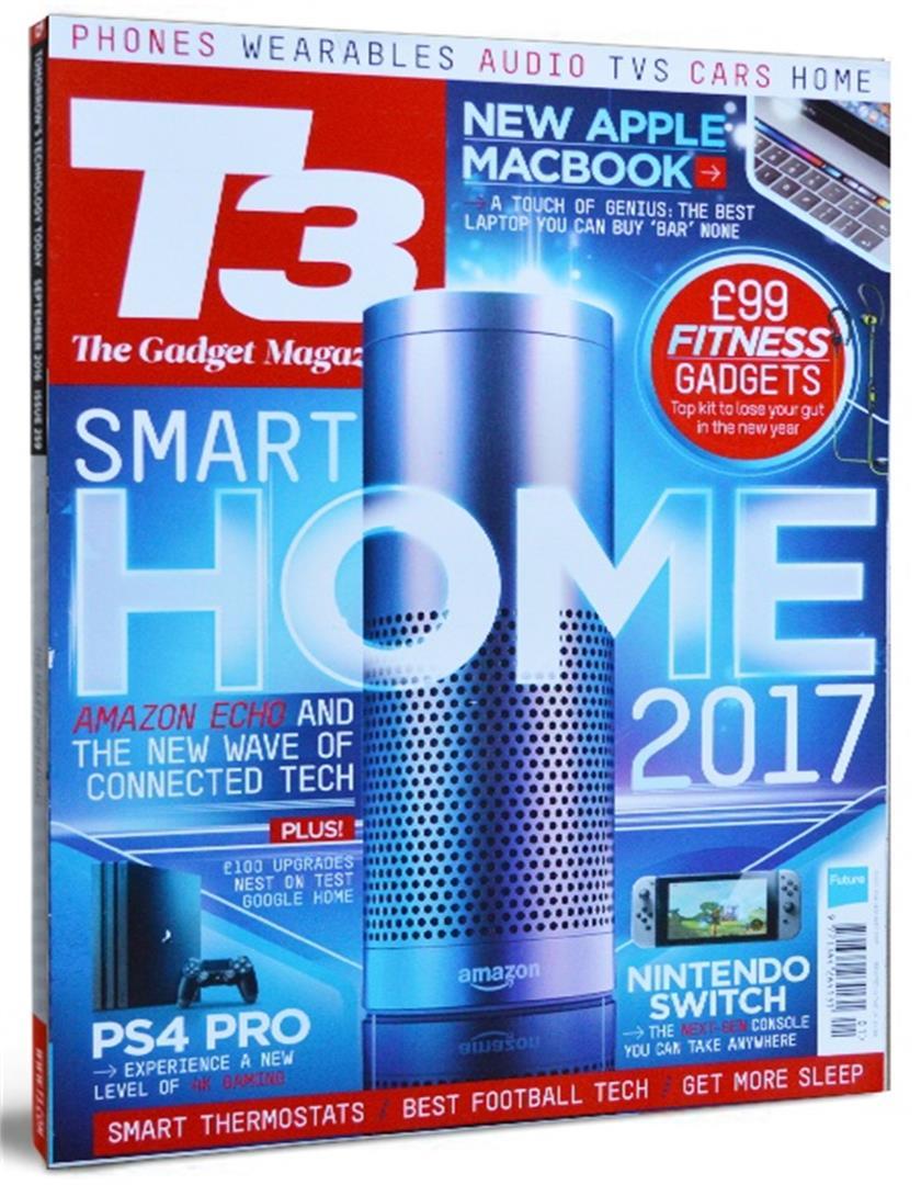 T3未来技术杂志征订