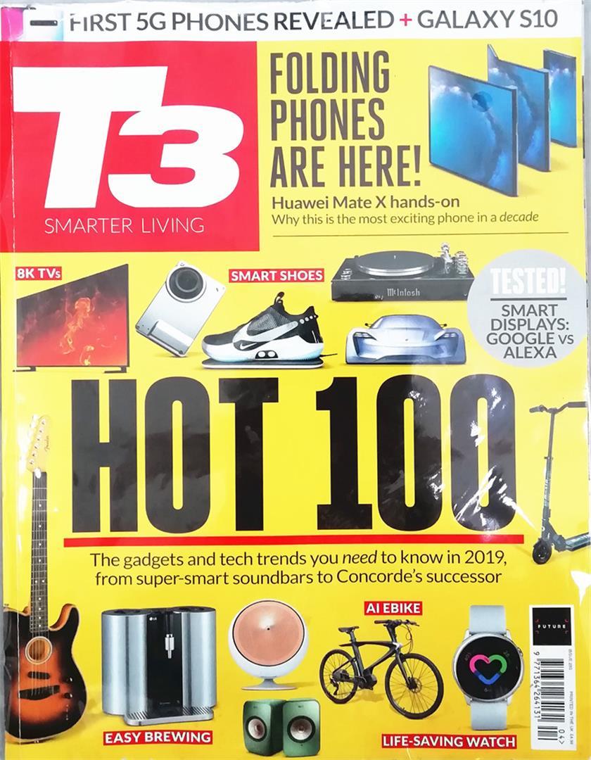 T3未来技术杂志邮购