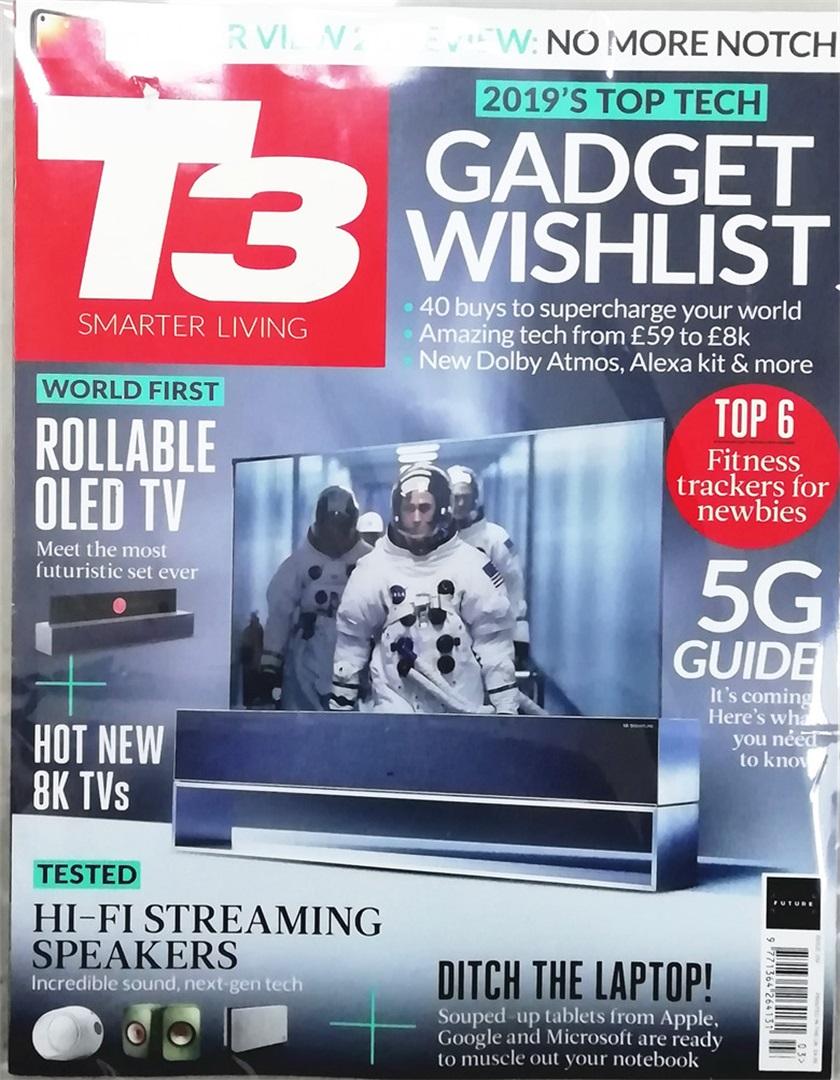T3未来技术杂志购买