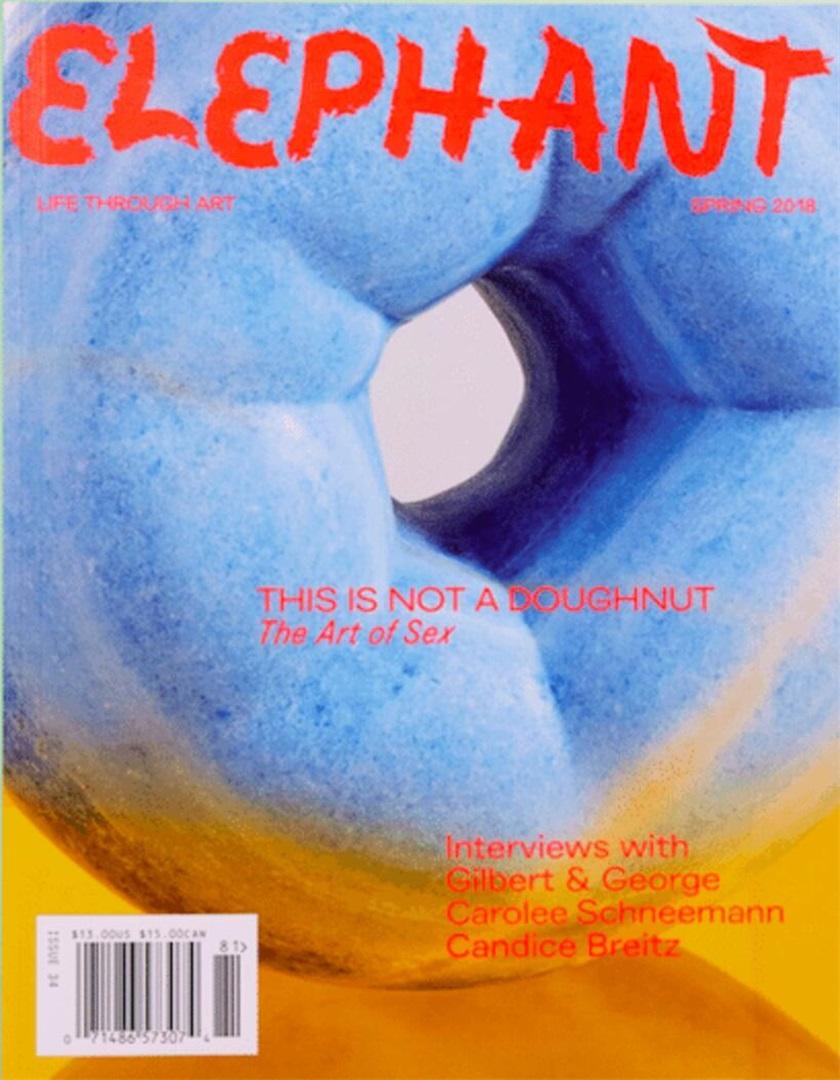 Elephant 大象 荷兰视觉与艺术杂志征订