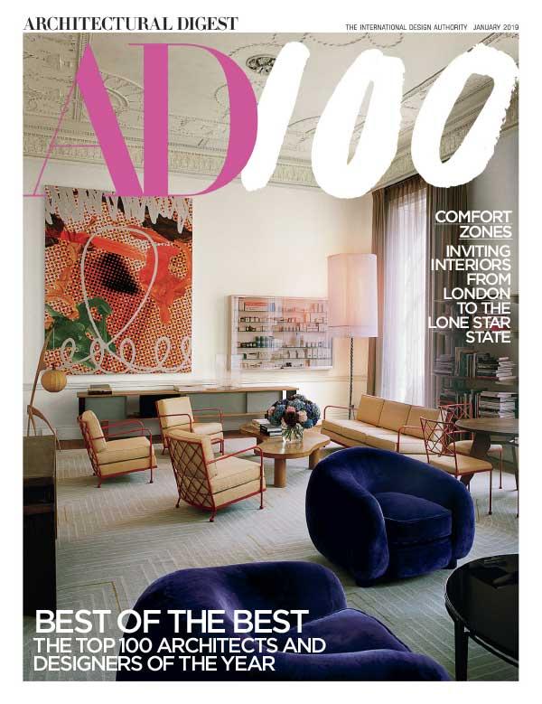 Architectural Digest建筑辑要杂志购买