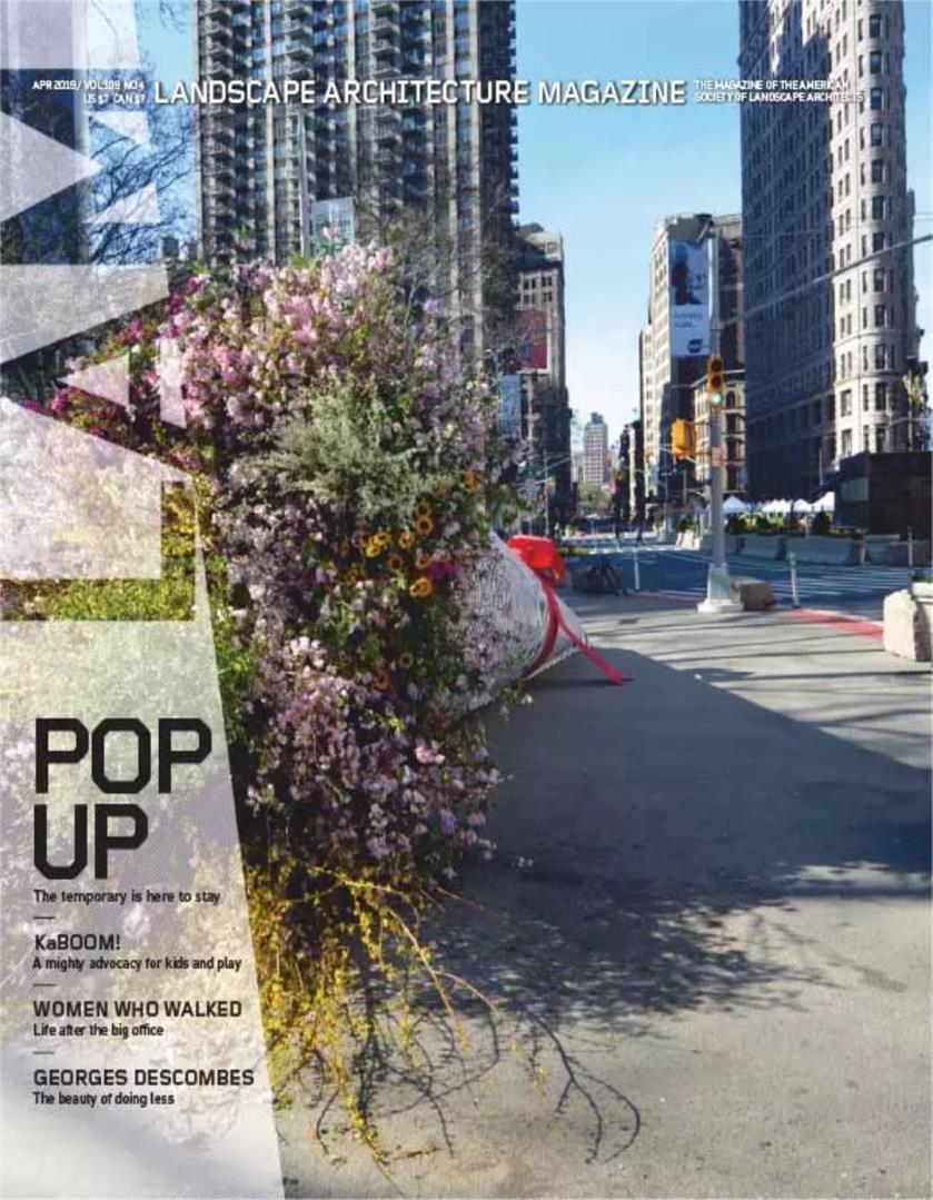 Landscape Architecture 景观建筑杂志订购