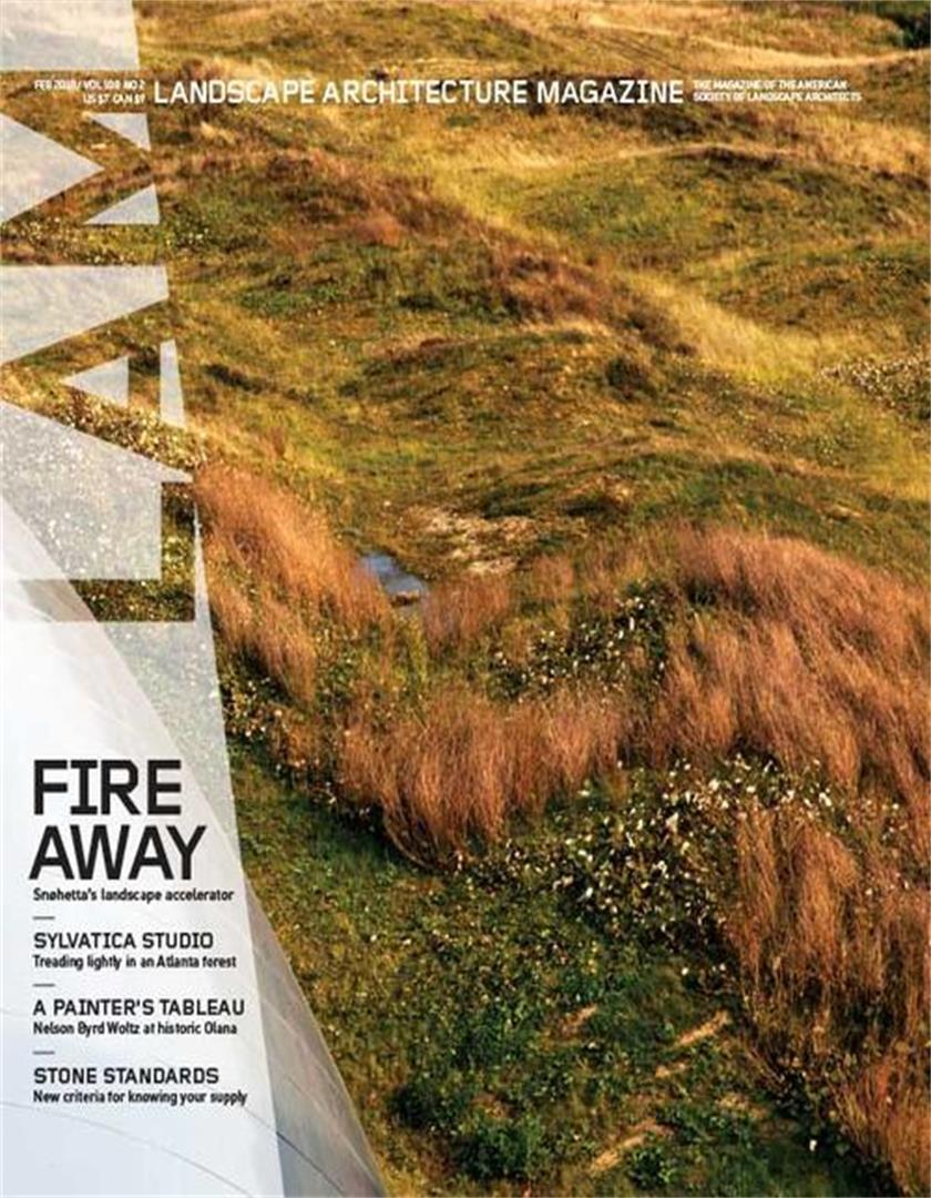 Landscape Architecture 景观建筑杂志购买