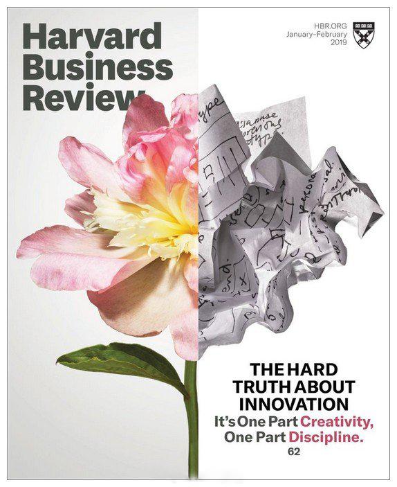 Harvard Business Review英文版杂志征订
