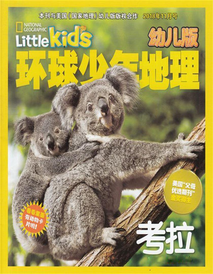 环球少年地理杂志购买