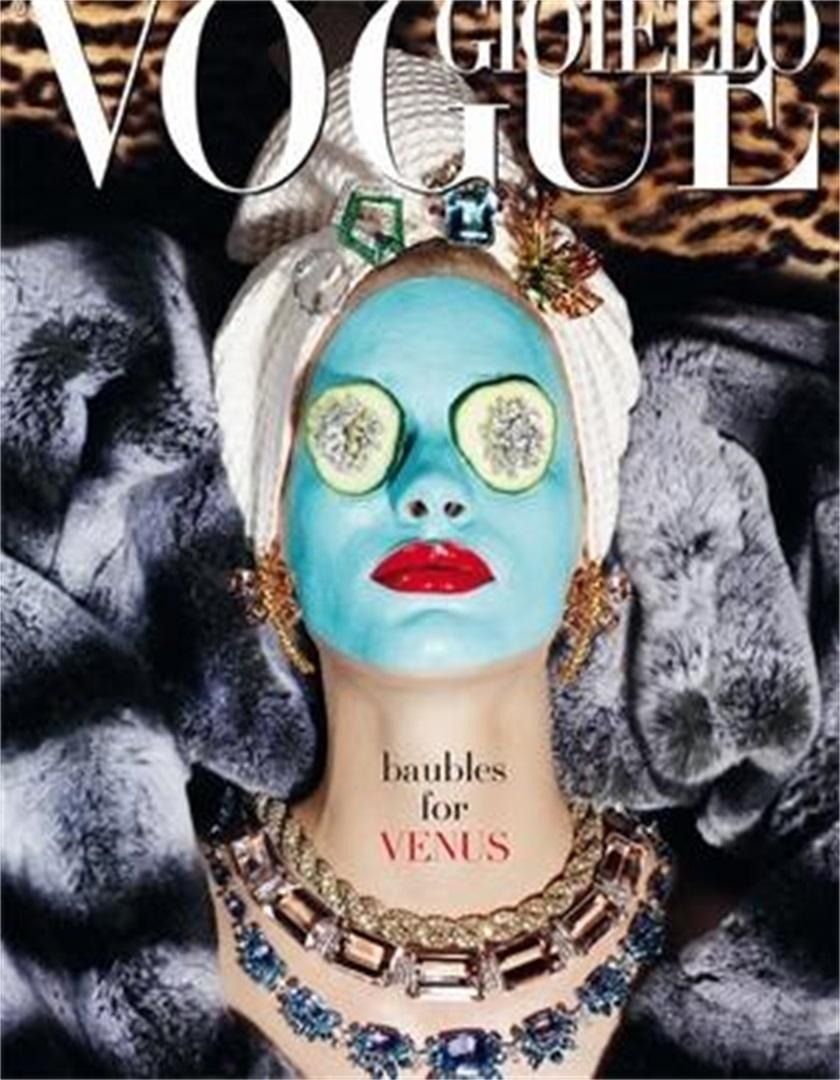Vogue Gioiello Vogue珠宝杂志最新一期订阅