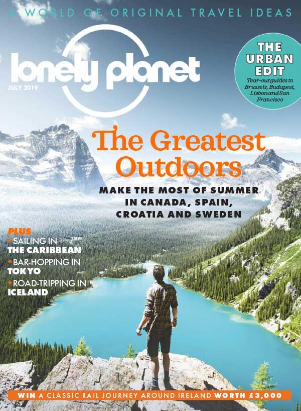 英国孤独星球旅游杂志订阅