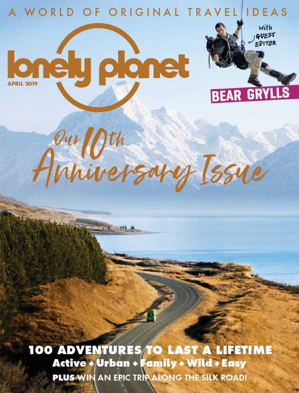 Lonely Planet Traveller 孤独星球(英国)杂志预定