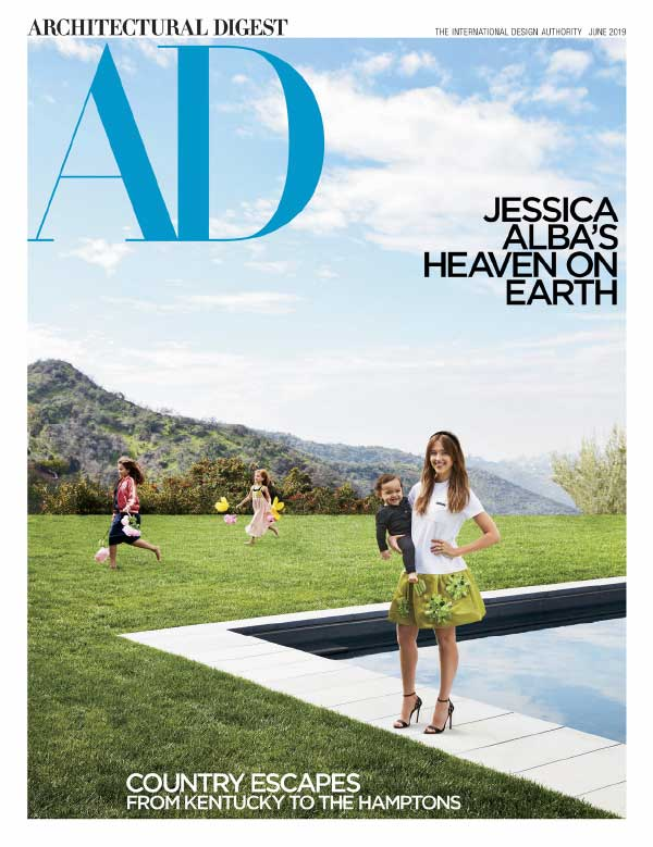 Architectural Digest建筑辑要杂志最新一期订阅